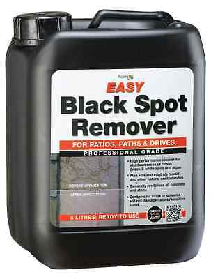 Azpects Black Spot Remover - 5 Ltr (HSE Licence)