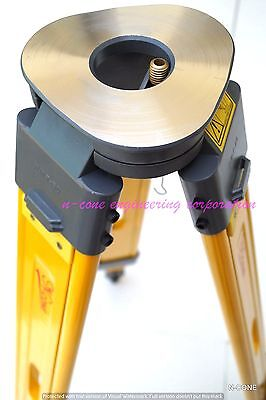 BRAND NEW N-cone Wooden Tripod for Total Station or GPS  Topcon ,Sokkia, Leica