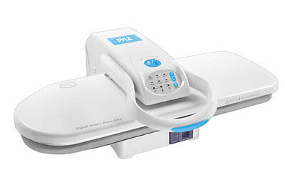 Pyle Home PSTMP95 Pure Clean Digital Table Top Steam Press With Digital Controls
