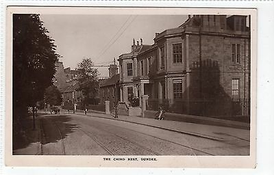 THE CAIRD REST, DUNDEE: Angus postcard (C11906)