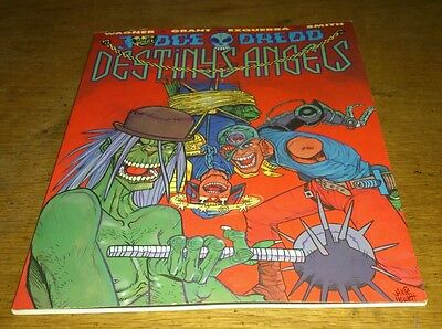 Destinys Angels,/judge Dredd,1990, Titan Books