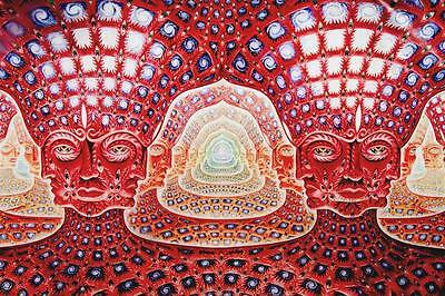 Tool 10000 Days Alex Grey Poster Printing 24x36