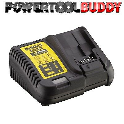 DeWalt DCB115 Li-ion XR Multi-Voltage Charger 10.8-18volt
