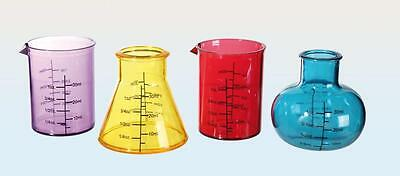 Chemistry Set Shooters Shot Glasses Set For Stag / Hen Do's, Xmas Party