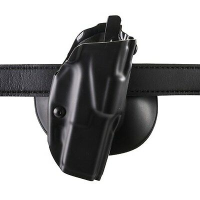 Safariland Als Paddle Holster Open Top Right Hand M&P 9 40 Black 6378219411
