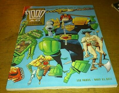 Best Of 2000Ad Special Edition, 1993