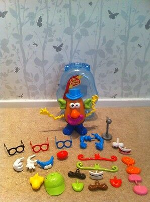 Playskool Mr Potato Head Silly Suitcase With 35 Pieces