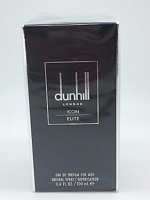Dunhill Icon Elite by Alfred Dunhill 3.3 3.4 oz/100 ml EDP -NEW & SEALED