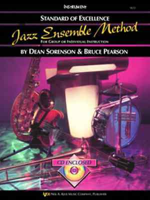 """Standard Of Excellence """"1St Tenor Saxophone"""" Music Book W/Cd Brand New Sax Sale!"""