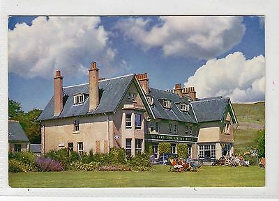 LOVAT ARMS AND STATION HOTEL, FORT AUGUSTUS: Inverness-shire postcard (C12047)