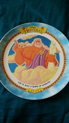 Mcdonalds Disney Collectable Plate