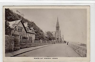 WEMYSS BAY EPISCOPAL CHURCH: Renfrewshire postcard (C12434)