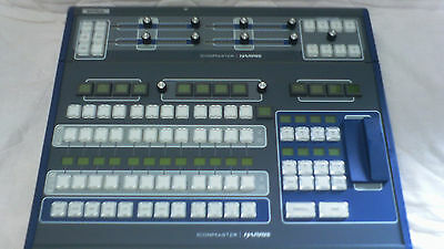 Harris Leitch ICONMaster Production Video Master Switcher Controller