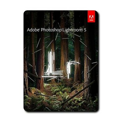 ADOBE POSA Lightroom CC v5/Mlp Fr LICENCE 65232435 New