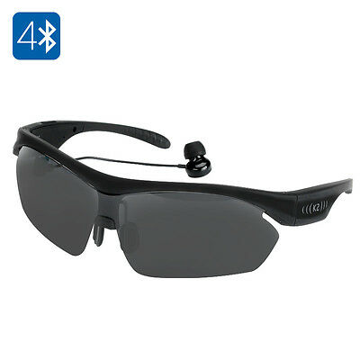 K2 Smart Sunglasses Stereo Headset Bluetooth,Handfree Call,Voice & Touch Control