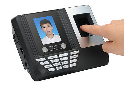 Facial + Fingerprint Recognition Time Attendance And Access Control System
