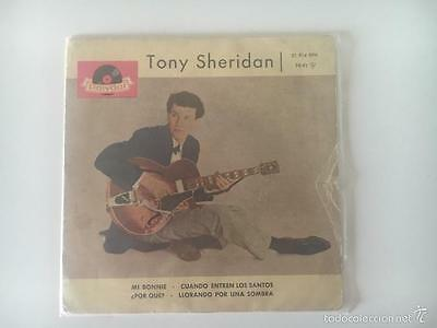 Ep Tony Sheridan And The Beat Brothers (The Beatles)