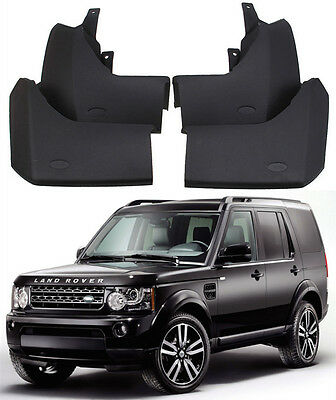 OEM Splash Guards Mud Guards Mud Flaps For 2009-2016 Land Rover LR4 Discovery 4