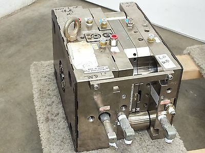 Meiki DVD CD Kata Systems Mold for Injection Molder w/ adjusters MDMI