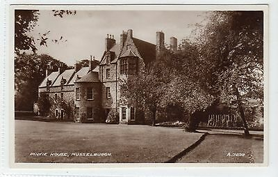 PINKIE HOUSE, MUSSELBURGH: East Lothian postcard (C13124)