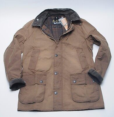 Barbour - Washed Ashby - Bark