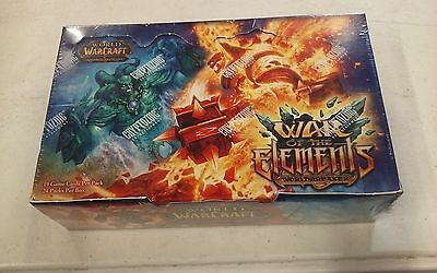 WOW WAR OF THE ELEMENTS Booster Box Factory Sealed FREE CONT. U.S. SHIPPING