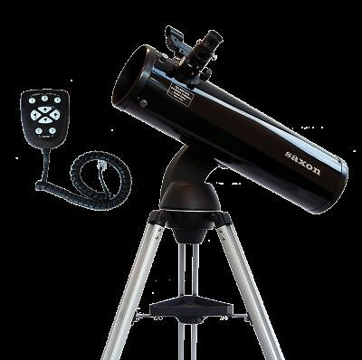 Saxon 130mm AT Reflector Telescope with Syntrek Controller