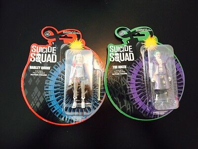 Funko DC Legion of Collectors Suicide Squad - Harley Quinn & The Joker Figures