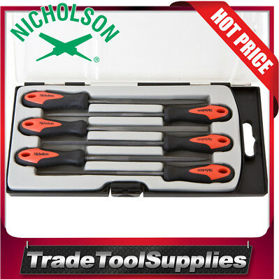 Nicholson 6 Piece Precision File Set NPFS6