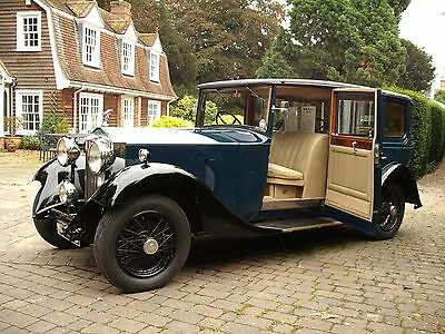 Rolls - Royce 20 / 25 Hooper Landaulet 1934 LWB Thousands Spent Rebuilt Vintage
