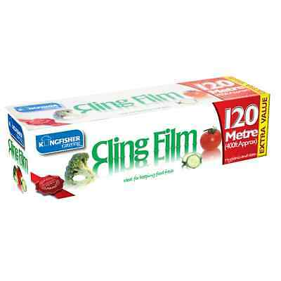 Cling Film Food Fresh Catering Professional Sizes Plastic Wrap Keep Kitchen Uk