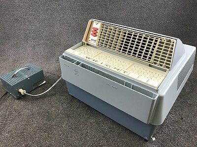 Mid Century Modern Wright Portable Auto/Car Swamp Cooler Air Conditioner