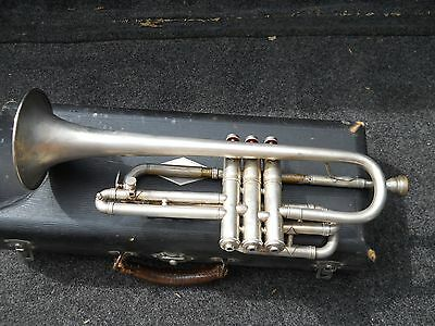 vintage apollo chicago trumpet