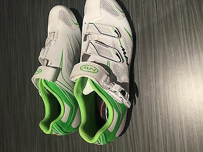 Northwave Cycling Road Shoes size 46 Sonic SRS Carbon reinforcement sole