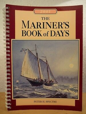 The 2001 Mariner's Book of Days Spectre, Peter H.