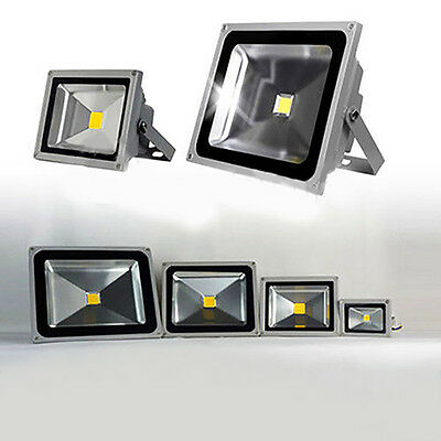 10/20/30/50W Bright LED Outdoor Flood Light Garden Landscape Wall Lamp Nifty