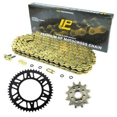 49T/13T 520 Motorcycle Chain Front Rear Sprocket Kit for Honda CRF250R 2011-2016