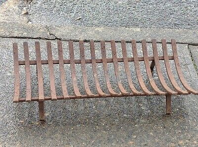Fire Cast iron fire grate 70cm X 37cm Your Display Gallery Greenwich