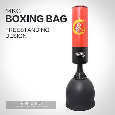 Freestanding Boxing Stand Punching Bag Sports Fitness Training Equipment 2105