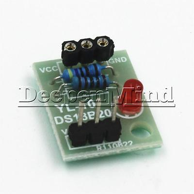 DS18B20 Temperature Sensor Shield Module Without DS18B20 Chip New