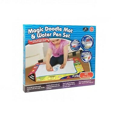 Drawing Doodle Mat Water Magic Painting Pen Board Toy Writing Kids Gift Baby