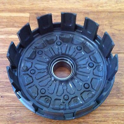 Used KTM 400 450 530 EXC EXC-R clutch outer hub basket 2008-2011
