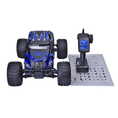 HSP Rc Truck Nitro Gas Power Off Road Monster Truck 94188 4wd 1/10 Scale Models