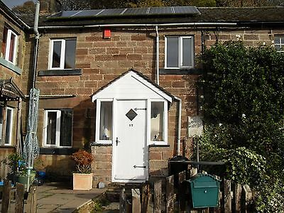 Holiday cottage in the Derbyshire Dales