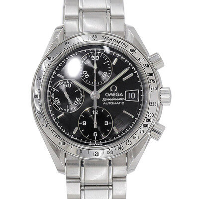 Auth OMEGA Speed Master Chronograph Men's Automatic 3513 50 90005310