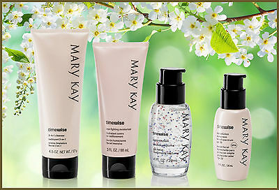 Mary Kay TimeWise Wunder-Set Day Night Solution Cleanser Moisturizer