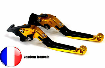 Leviers levier lever Repliable Frein Embrayage YAMAHA FZS 600 FAZER 1998 1999 9