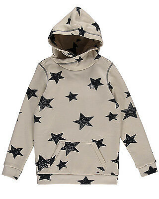 O'Neill Star  Girls Hoody in White & Blue - On Sale Now