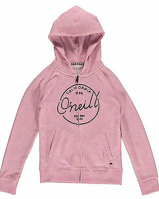 O'Neill Fantastic  Girls Hoody in Rose - On Sale Now