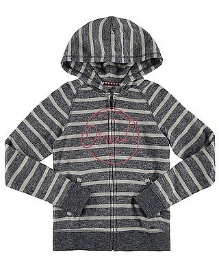 O'Neill Fantastic  Girls Hoody in Blue & White - On Sale Now